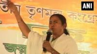 News video: CPI (M) drained coffers of WB govt: Mamata Banerjee